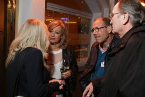 Peter Deth at Internations Networking Event Marbella January 2018
