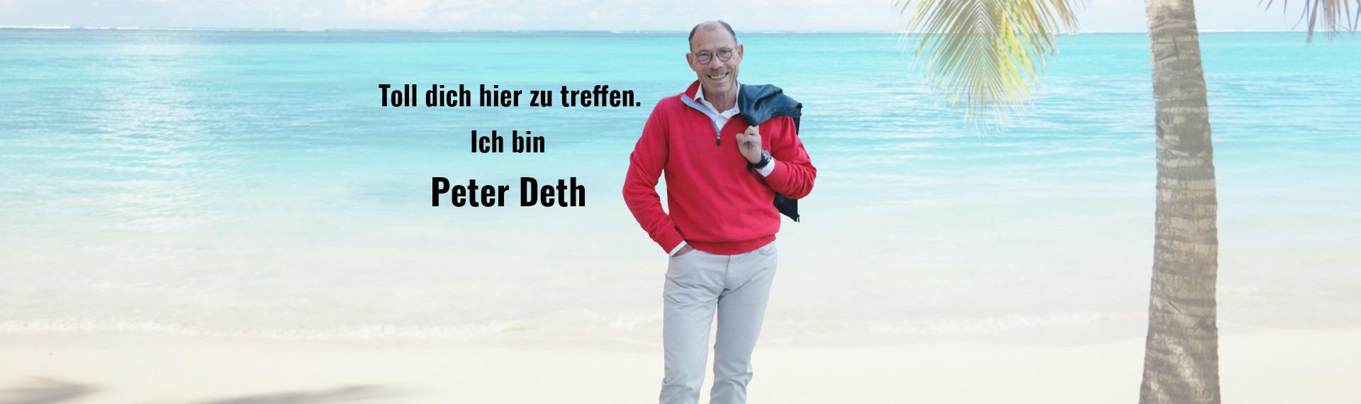 About Peter Deth German