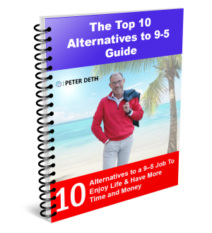 Cover the top 10 alternatives to 9-5 guide