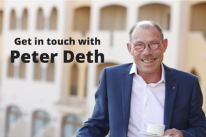 Get in touch with Peter Deth