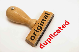 One of the keys in network marketing is duplication