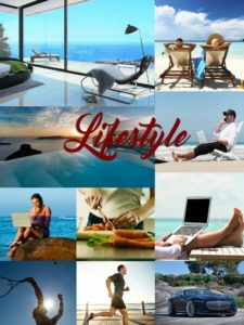Create your new Lifestyle
