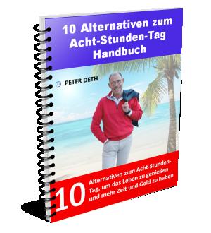 Cover 10 Alternativen zum Acht-Stunden-Tag Handbuch