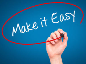 Make it Easy to Become a Client