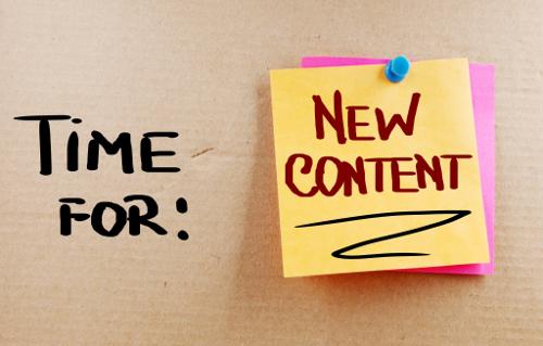 Für einen neuen Beruf braucht man neue Inhalt