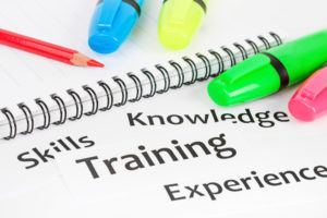 You need to gain new knowledge and skills